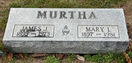MURTHA, MARY L - Richland County, Ohio | MARY L MURTHA - Ohio Gravestone Photos