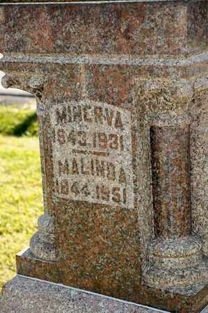 MYERS, MALINDA - Richland County, Ohio | MALINDA MYERS - Ohio Gravestone Photos