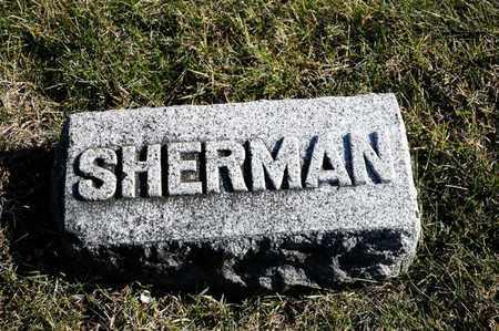 MYERS, SHERMAN - Richland County, Ohio   SHERMAN MYERS - Ohio Gravestone Photos