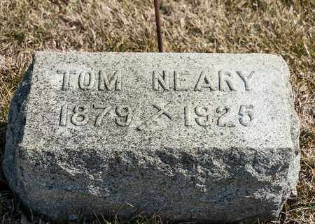 NEARY, TOM - Richland County, Ohio | TOM NEARY - Ohio Gravestone Photos