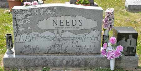 NEEDS, JAMES R - Richland County, Ohio   JAMES R NEEDS - Ohio Gravestone Photos