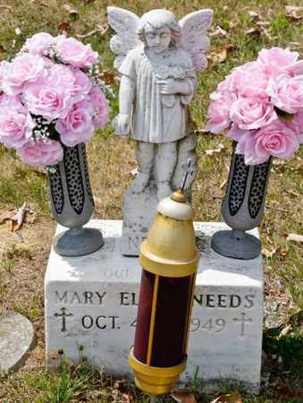 NEEDS, MARY ELLEN - Richland County, Ohio | MARY ELLEN NEEDS - Ohio Gravestone Photos