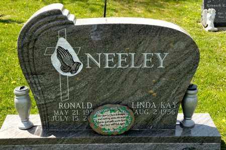 NEELEY, RONALD - Richland County, Ohio | RONALD NEELEY - Ohio Gravestone Photos