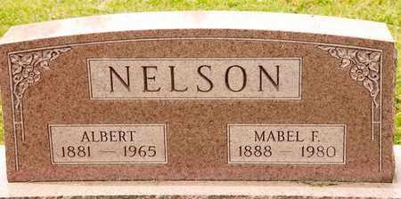 NELSON, MABEL F - Richland County, Ohio | MABEL F NELSON - Ohio Gravestone Photos