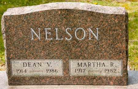 NELSON, MARTHA R - Richland County, Ohio | MARTHA R NELSON - Ohio Gravestone Photos