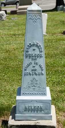 NELSON, ELIZABETH - Richland County, Ohio | ELIZABETH NELSON - Ohio Gravestone Photos