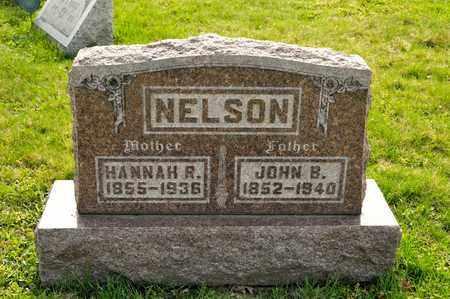 NELSON, BESSIE - Richland County, Ohio   BESSIE NELSON - Ohio Gravestone Photos
