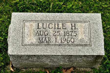 NELSON, LUCILE H - Richland County, Ohio | LUCILE H NELSON - Ohio Gravestone Photos