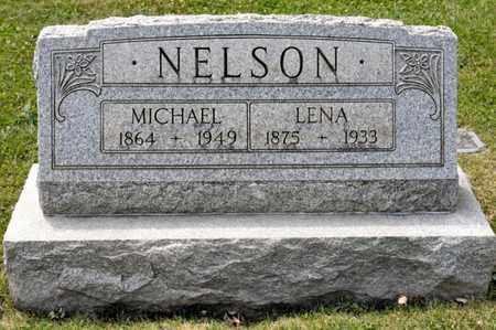 NELSON, LENA - Richland County, Ohio | LENA NELSON - Ohio Gravestone Photos