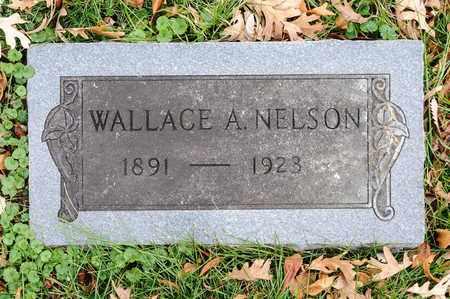 NELSON, WALLACE A - Richland County, Ohio   WALLACE A NELSON - Ohio Gravestone Photos