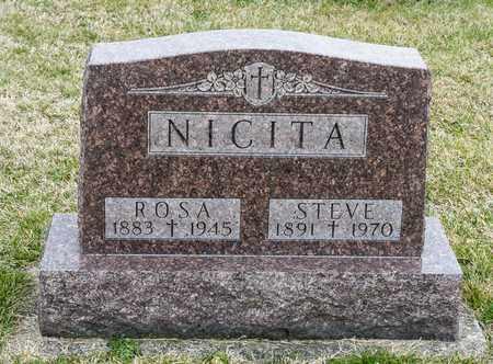 NICITA, ROSA - Richland County, Ohio | ROSA NICITA - Ohio Gravestone Photos