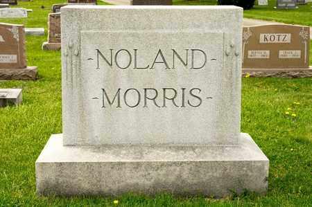 MORRIS, LAMINTIE - Richland County, Ohio | LAMINTIE MORRIS - Ohio Gravestone Photos