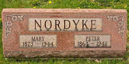 NORDYKE, MARY - Richland County, Ohio | MARY NORDYKE - Ohio Gravestone Photos