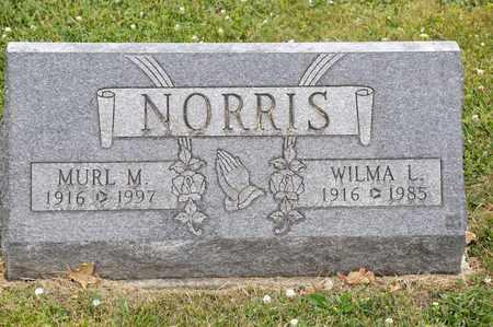 NORRIS, WILMA L - Richland County, Ohio | WILMA L NORRIS - Ohio Gravestone Photos