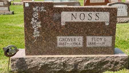 NOSS, GROVER C - Richland County, Ohio   GROVER C NOSS - Ohio Gravestone Photos