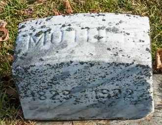 NOTHACKER, BARBARA - Richland County, Ohio | BARBARA NOTHACKER - Ohio Gravestone Photos
