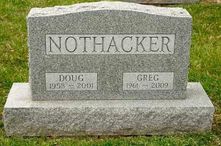 NOTHACKER, GREG - Richland County, Ohio | GREG NOTHACKER - Ohio Gravestone Photos