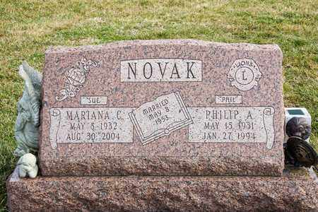 "NOVAK, PHILIP A ""PHIL"" - Richland County, Ohio | PHILIP A ""PHIL"" NOVAK - Ohio Gravestone Photos"