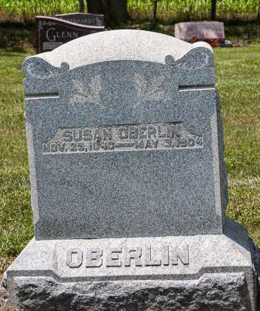 OBERLIN, SUSAN - Richland County, Ohio | SUSAN OBERLIN - Ohio Gravestone Photos
