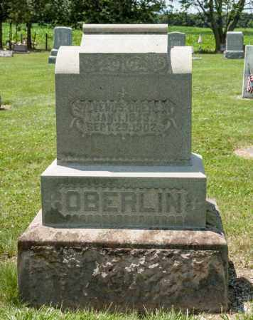 OBERLIN, SYLVENUS - Richland County, Ohio | SYLVENUS OBERLIN - Ohio Gravestone Photos