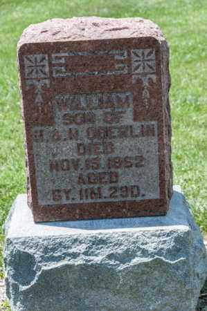 OBERLIN, WILLIAM - Richland County, Ohio | WILLIAM OBERLIN - Ohio Gravestone Photos