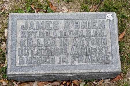 O'BRIEN, JAMES - Richland County, Ohio   JAMES O'BRIEN - Ohio Gravestone Photos