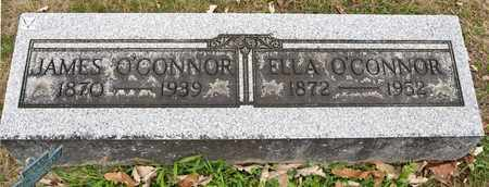 O'CONNOR, ELLA - Richland County, Ohio | ELLA O'CONNOR - Ohio Gravestone Photos