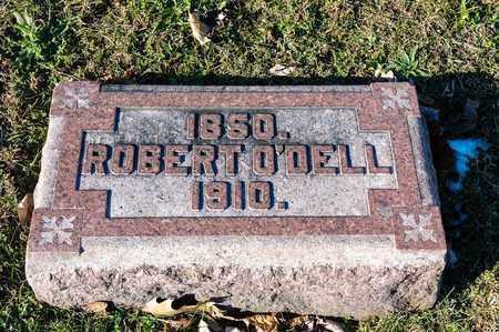 O'DELL, ROBERT - Richland County, Ohio | ROBERT O'DELL - Ohio Gravestone Photos