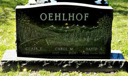 OEHLOF, DAVID A - Richland County, Ohio | DAVID A OEHLOF - Ohio Gravestone Photos
