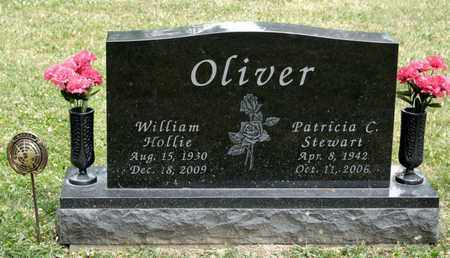 STEWART OLIVER, PATRICIA C - Richland County, Ohio | PATRICIA C STEWART OLIVER - Ohio Gravestone Photos