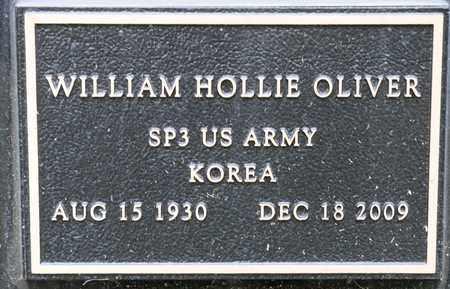OLIVER, WILLIAM HOLLIE - Richland County, Ohio | WILLIAM HOLLIE OLIVER - Ohio Gravestone Photos