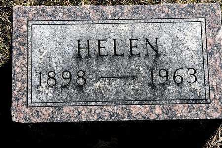GRAY OMAN, HELEN - Richland County, Ohio | HELEN GRAY OMAN - Ohio Gravestone Photos