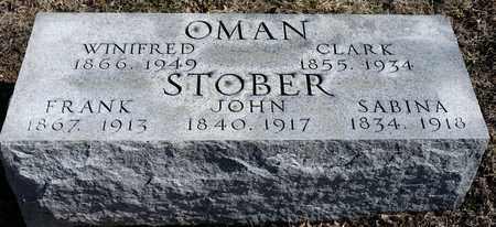 OMAN, WINIFRED - Richland County, Ohio | WINIFRED OMAN - Ohio Gravestone Photos