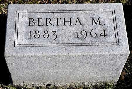 OREWILER, BERTHA M - Richland County, Ohio | BERTHA M OREWILER - Ohio Gravestone Photos