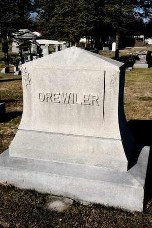 OREWILER, CAROLINE E - Richland County, Ohio | CAROLINE E OREWILER - Ohio Gravestone Photos