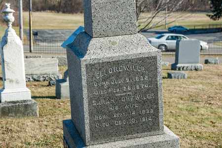 OREWILER, ELI - Richland County, Ohio | ELI OREWILER - Ohio Gravestone Photos