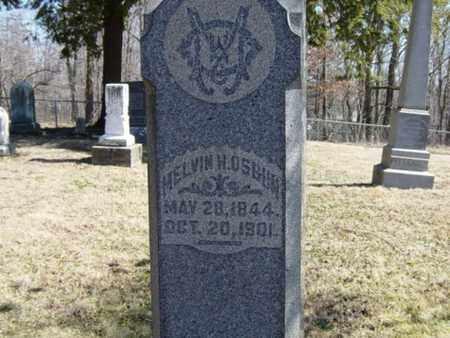 OSBUN, MELVIN H. - Richland County, Ohio | MELVIN H. OSBUN - Ohio Gravestone Photos