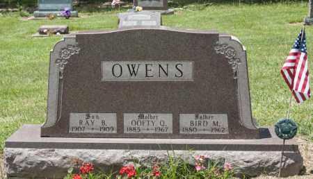 OWENS, BIRD M - Richland County, Ohio | BIRD M OWENS - Ohio Gravestone Photos