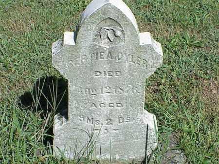 OYLER, BERTIE A. - Richland County, Ohio | BERTIE A. OYLER - Ohio Gravestone Photos