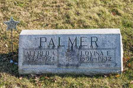 PALMER, LOVINA E - Richland County, Ohio   LOVINA E PALMER - Ohio Gravestone Photos