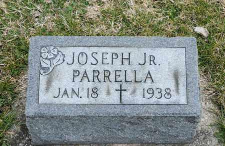 PARRELLA JR, JOSEPH - Richland County, Ohio   JOSEPH PARRELLA JR - Ohio Gravestone Photos