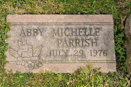 PARRISH, ABBY MICHELLE - Richland County, Ohio | ABBY MICHELLE PARRISH - Ohio Gravestone Photos
