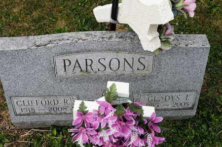 PARSONS, GLADYS I - Richland County, Ohio | GLADYS I PARSONS - Ohio Gravestone Photos