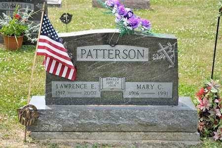 PATTERSON, MARY C - Richland County, Ohio | MARY C PATTERSON - Ohio Gravestone Photos