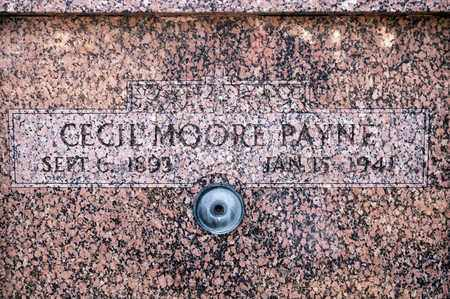 PAYNE, CECIL MOORE - Richland County, Ohio | CECIL MOORE PAYNE - Ohio Gravestone Photos