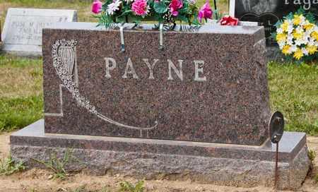 PAYNE KIRCHNER, SALLY - Richland County, Ohio | SALLY PAYNE KIRCHNER - Ohio Gravestone Photos