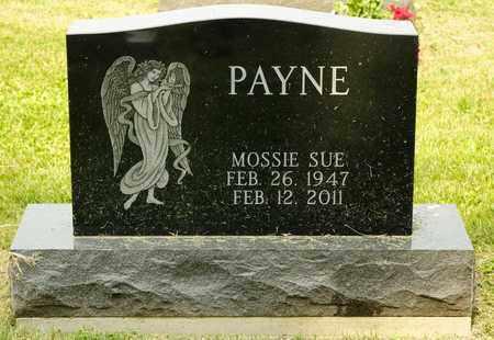 PAYNE, MOSSIE SUE - Richland County, Ohio   MOSSIE SUE PAYNE - Ohio Gravestone Photos