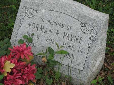 PAYNE, NORMAN R. - Richland County, Ohio   NORMAN R. PAYNE - Ohio Gravestone Photos