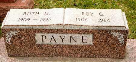 PAYNE, RUTH M - Richland County, Ohio | RUTH M PAYNE - Ohio Gravestone Photos