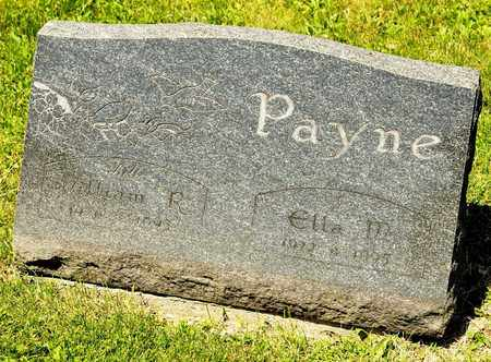 PAYNE, ELLA M - Richland County, Ohio | ELLA M PAYNE - Ohio Gravestone Photos